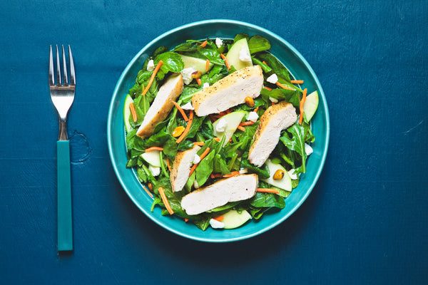 Chicken Arugula Salad