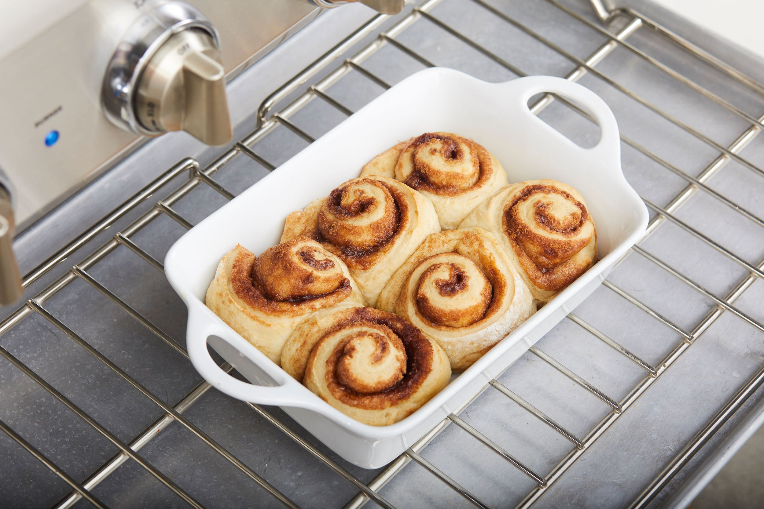 Cinnamon Morning Buns