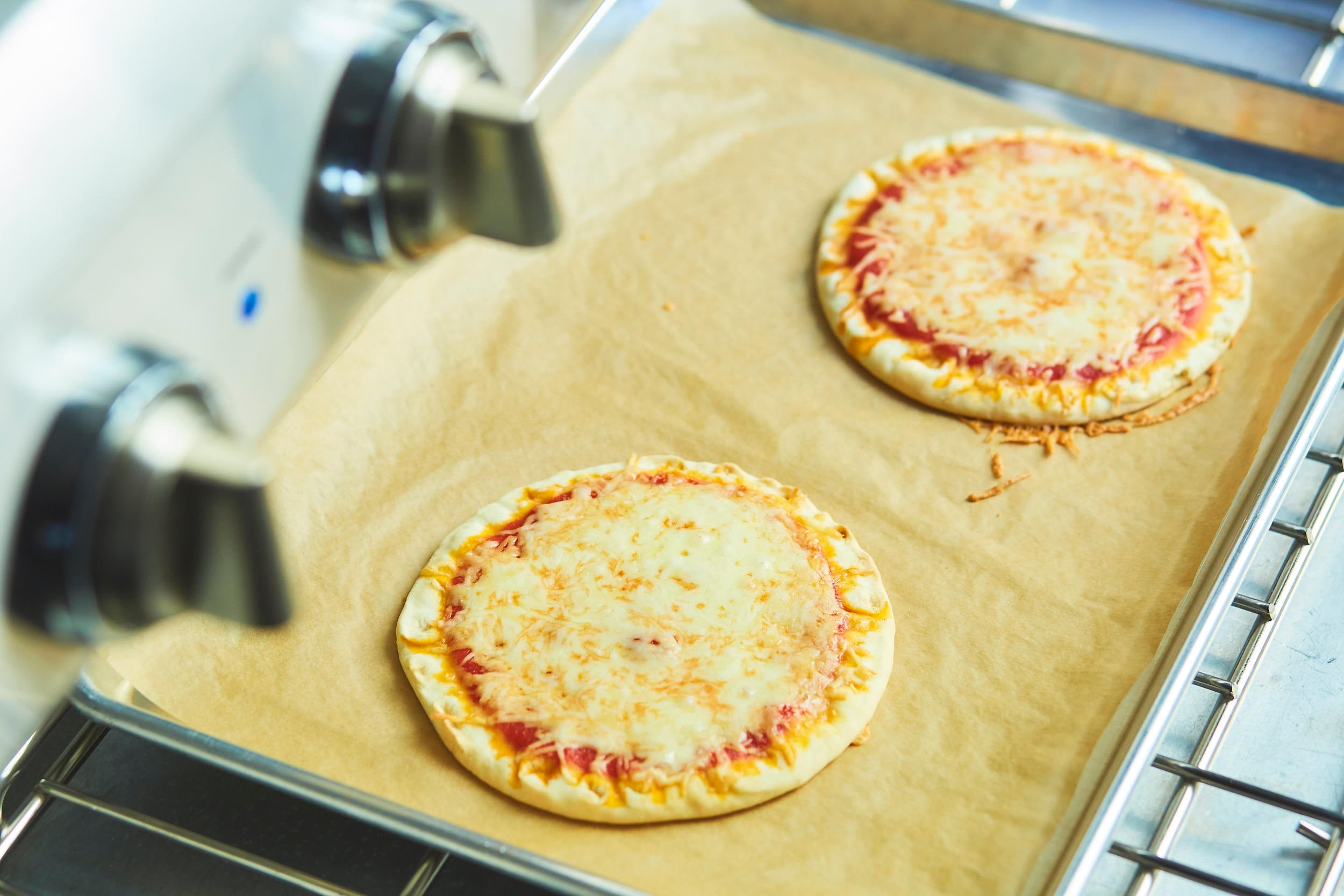 Kid's Four Cheese Italian Pita-Pizza