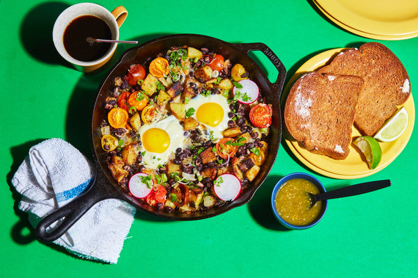 All Day Breakfast Hash
