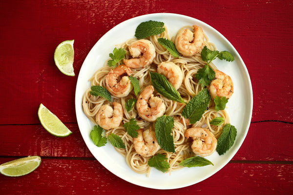 Malaysian Black Pepper Shrimp