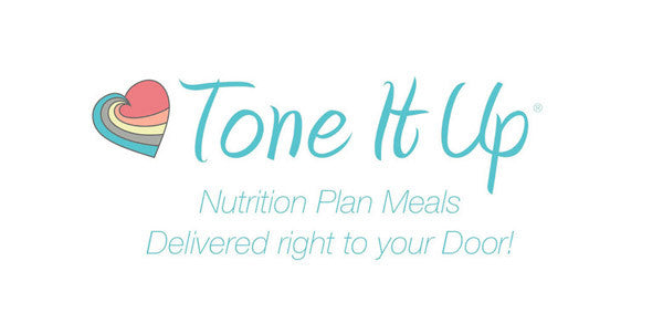 Tone It Up Meal Plan