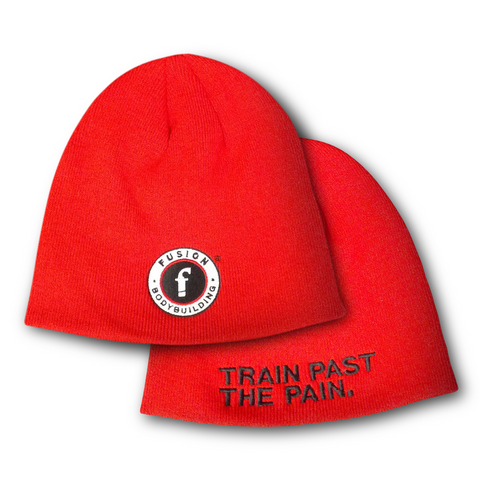 STAMP SERIES SKULL CAP (Red)