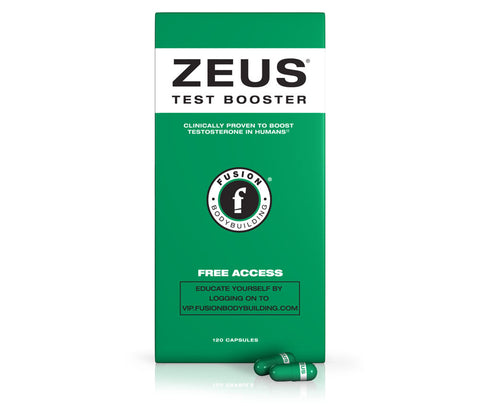 ZEUS - TESTOSTERONE BOOSTER