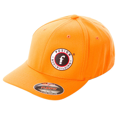 STAMP SERIES FLEXFIT HAT (Orange)