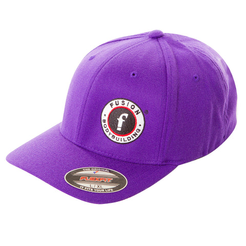 STAMP SERIES FLEXFIT HAT (Purple)