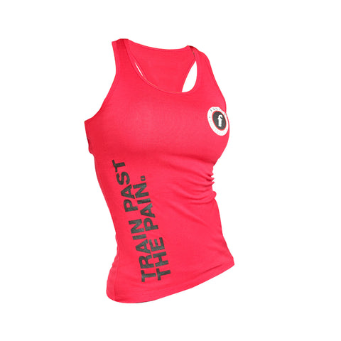 WOMEN'S RACERBACK (Red)