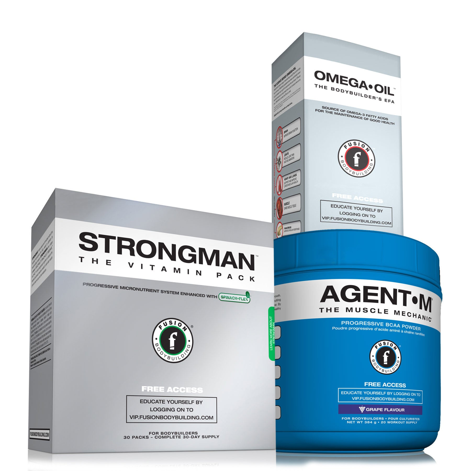 STRONGMAN STACK