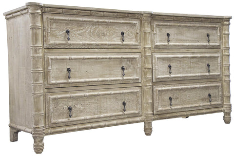 CFC Valdez 6 Drawer Dresser