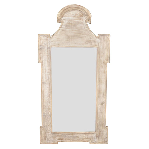 CFC Reclaimed Lumber Mirror With Bevelled Glass