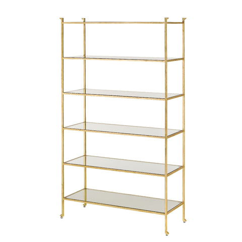 Currey and Company Delano Etagere