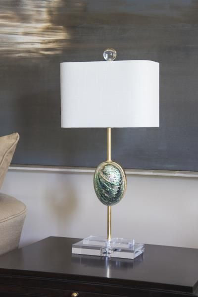 Couture Sausilito Table Lamp