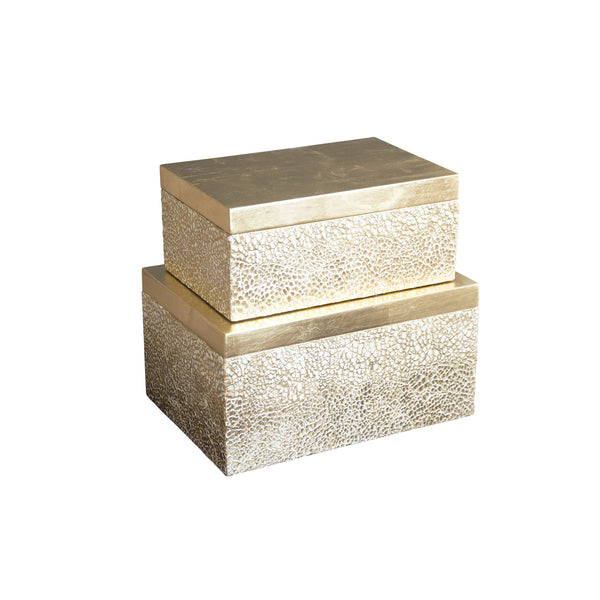 Couture Atwater Boxes (Set of 2)