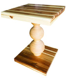 Couture Palmera Square Accent Table