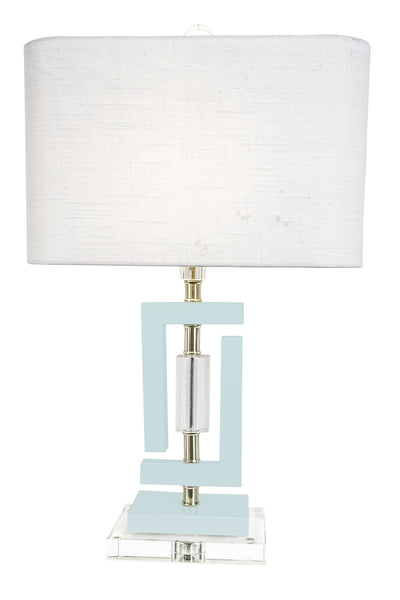 Couture Carlsbad Table Lamp in Blue
