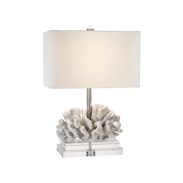 Couture Elkhorn Coral Table Lamp