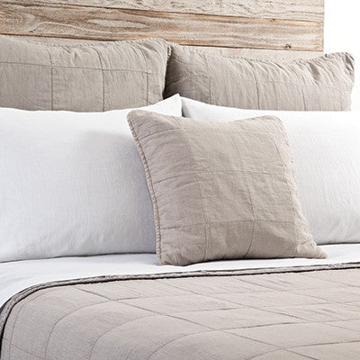 Pom Pom Antwerp Coverlet in Natural