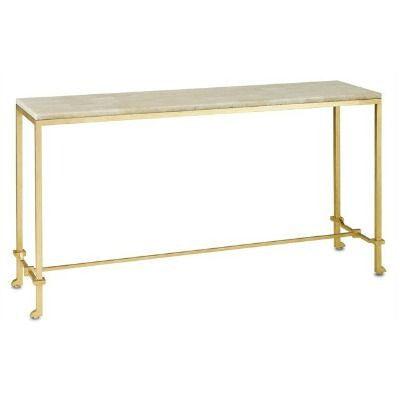 Currey and Company Delano Console Table