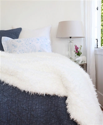 Pom Pom Tula Oversized Throw Blanket