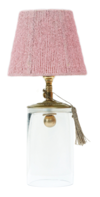 Ro Sham Beaux Chloe Table Lamp in Pink