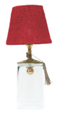 Ro Sham Beaux Chloe Table Lamp in Red