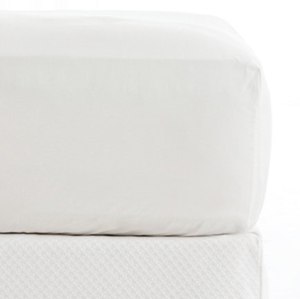 Pine Cone Hill Classic White 400 Thread Count Fitted Sheet