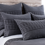 Pom Pom Layla Duvet Cover in Midnight