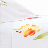 Pine Cone Hill Watercolor Flower Sheet Set