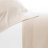 Pine Cone Hill Silken Solid Sand Sheet Set