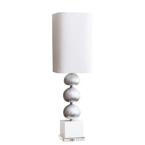 Couture Sea Urchin Buffet Lamp