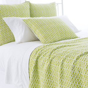 Pine Cone Hill Tyler Green Quilted Sham