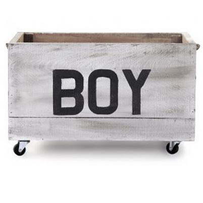 "Zentique Small Cart ""Boy"""
