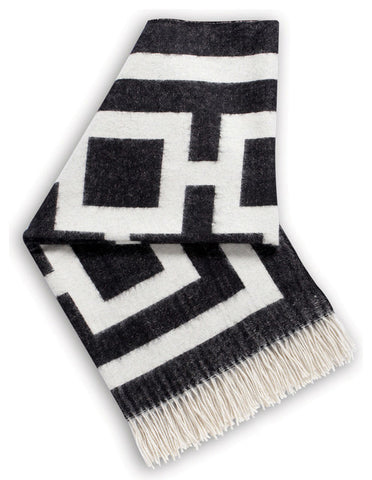 Nixon Alpaca Throw