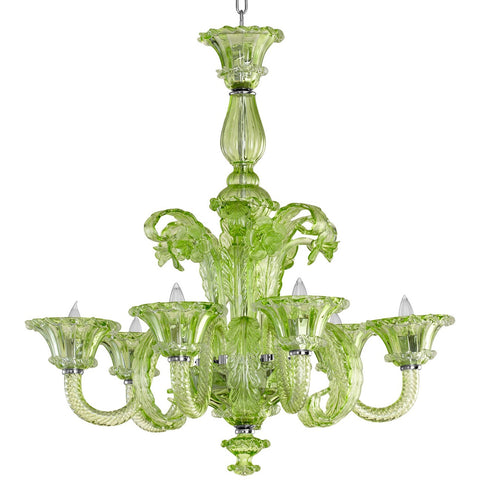 Cyan Lascala 6 Light Chandelier