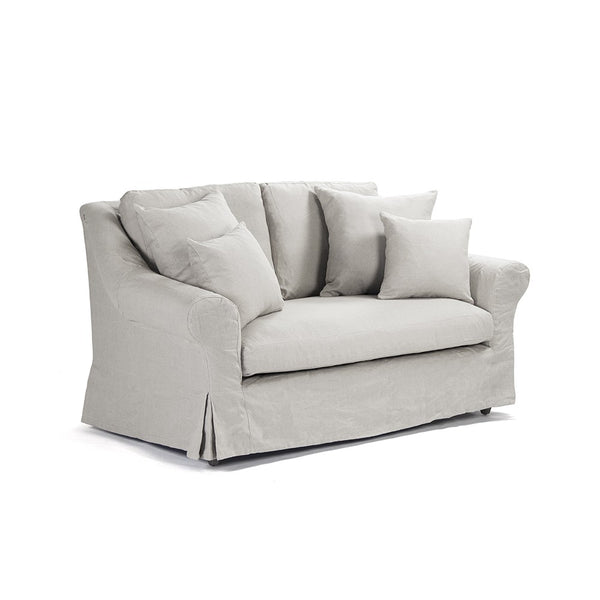 Zentique Albine Settee Natural