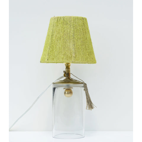 Ro Sham Beaux Chloe Table Lamp in Green