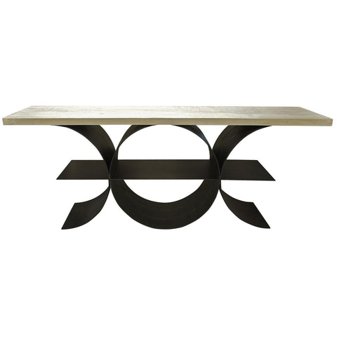 CFC Ring Console Table