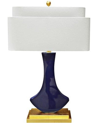 Couture Bellaria Table Lamp in Indigo