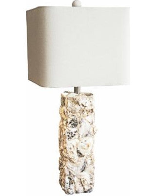 Couture Paradise Shell Table Lamp