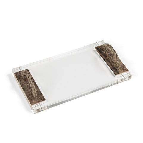 Zentique Luke Acrylic Serving Board