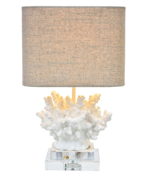 Couture Wayfarer Accent Table Lamp
