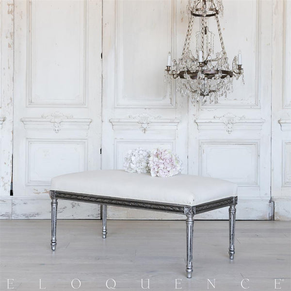Eloquence Vintage Bench