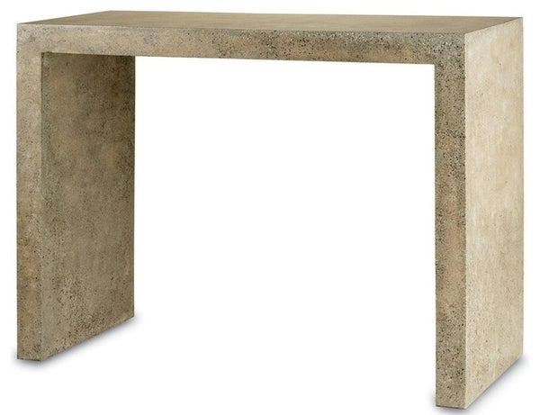 Currey and Company Harewood Console Table