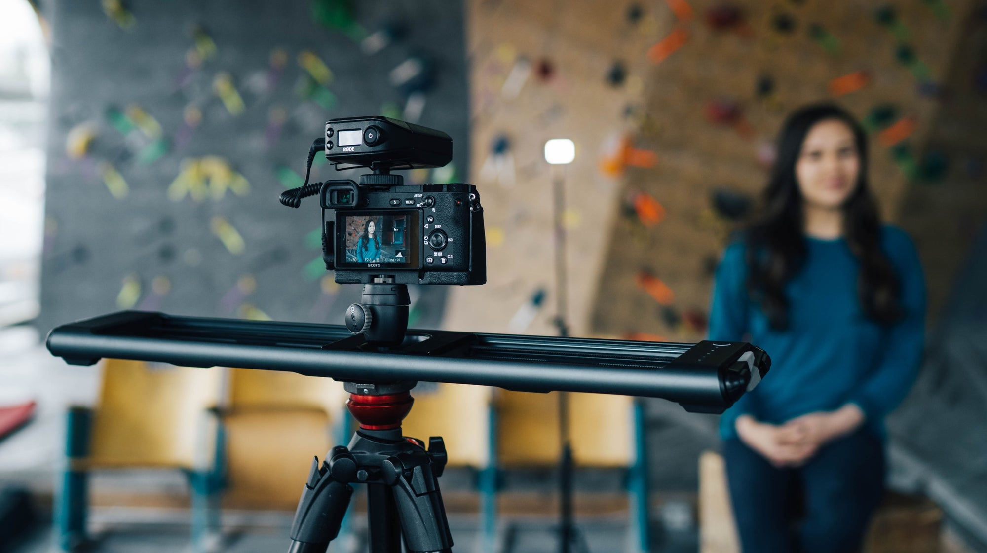 How to Shoot an Interview with RŌV Pro