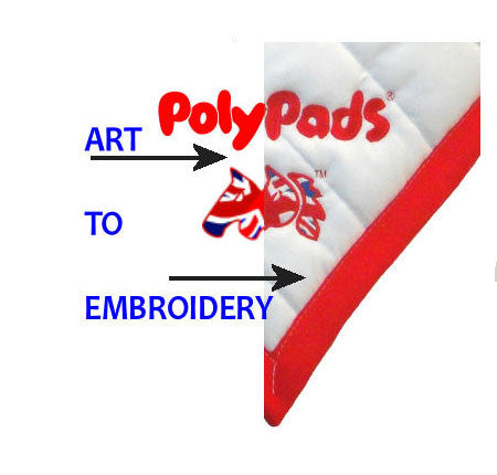 Polypad Embrodied Digitisation Logo