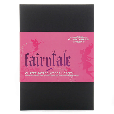 Glitter Quarter Marker Kit - Fairytale
