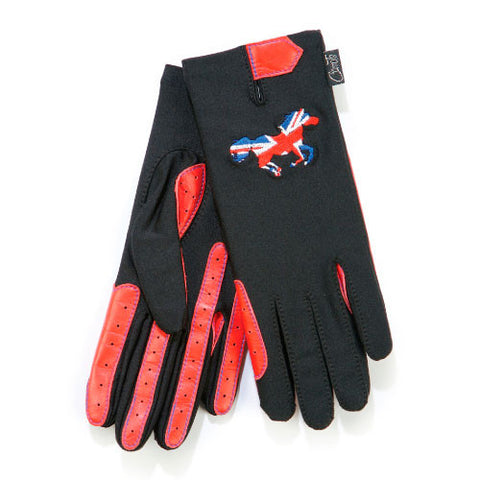 Gloves - Red Union Jack