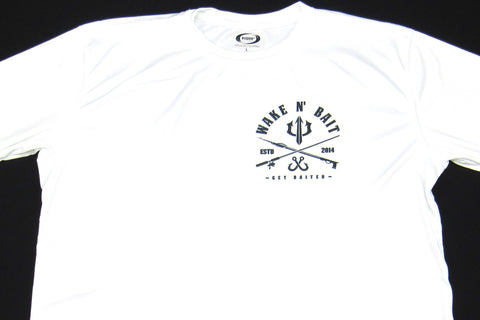 Coral Reefin' Long Sleeve - White - ON SALE!