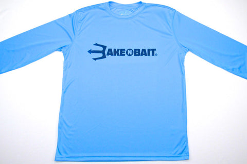 Columbia Blue/Navy Blue - Trident - Long Sleeve