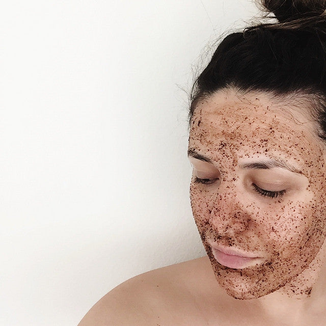 JOESCRUB Coffee, Matcha and Charcoal Body & Face Mask Review by Curious Natalia